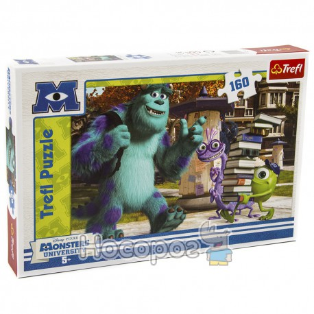 "Пазл ""К науке!"" Disney Monster University"