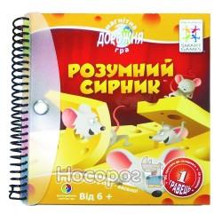 """Дорожная магнитная игра Smart Games """"Умный сырник"""""""