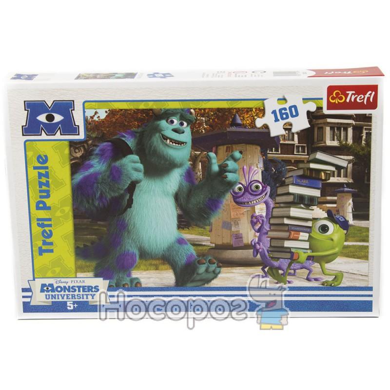 """Фото Пазл """"К науке!"""" Disney Monster University"""