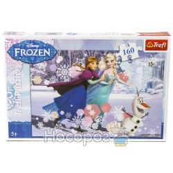 """Пазл """"Катание на лыжах"""" Disney Frozen"""