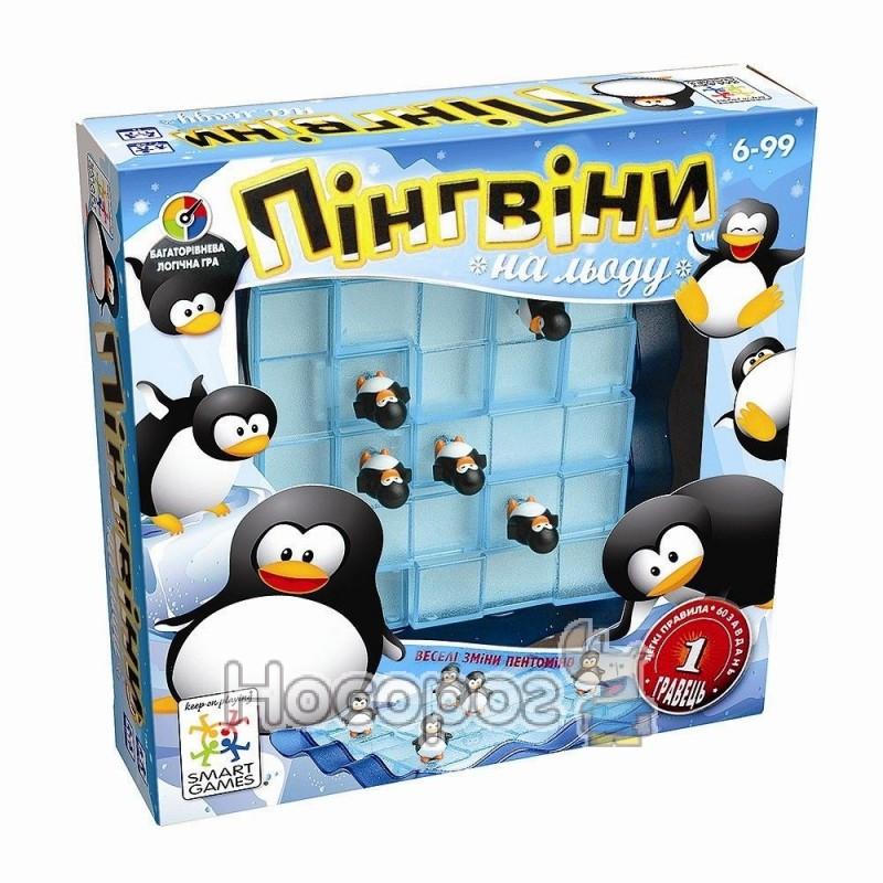 """Фото Игра настольная Smart Games """"Пингвины на льду"""""""