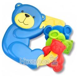 Погремушка Novatex GmbH Baby-Nova 31181 Веселые медвежата