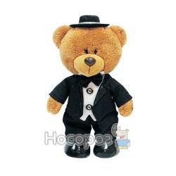 Мягкая игрушка Медведь (Медведица) в свадебном наряде