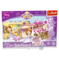 "Пазл Lumi Color ""София Прекрасная"" Disney Sofia the First"