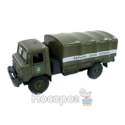 Автомодель Газ-66 Збройні сили України