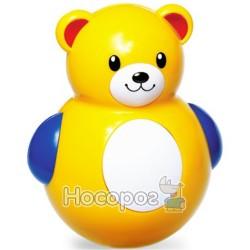 Неваляшка медвежонок Tolo 86205