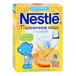 Nestle WTC пшенична молочна каша з гарбузом new 12196310