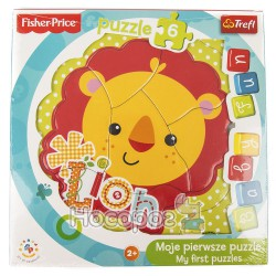 "Пазл Baby FUN ""Левенятко"" Disney, Winnie the Pooh"