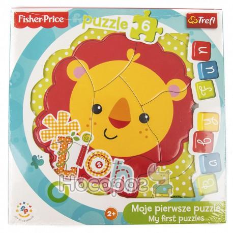 "Пазл Baby FUN ""Львенок"" Disney, Winnie the Pooh"