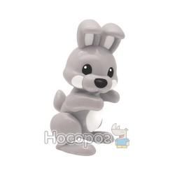 Первые друзья. Фигурка кролик серый Tolo 87427