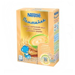 Nestle WTC каша ГА рис с плодами рожкового дерева 12253472