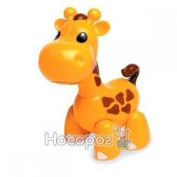 Первые друзья. Фигурка жираф Tolo 86584