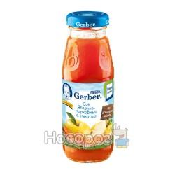 Nestle WTC сік яблуко,морква з мякіттю 12254521