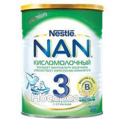 """Nestle WTC з.г.м. """"Нан"""" кисломолочний 3 12255828"""