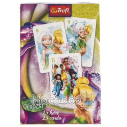 "Карты Петрусь ""Феи"" Disney, Fairies"