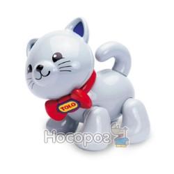 Первые друзья. Фигурка котенок Tolo 89900-S001