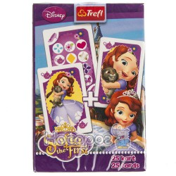"Карты Петрусь ""Ее величество София"" Disney, Sofia the First"