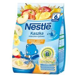 Каша молочная Nestle WTC рис банан яблоко груша с бифидобактериями 12275066