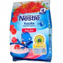 Каша молочная Nestle WTC рис малина с бифидобактериями 12275067