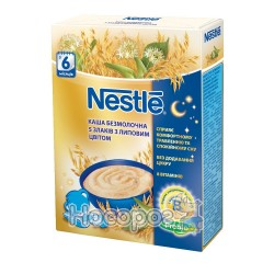 Nestle WTC каша 5 злаків з липовим цвітом 12283599