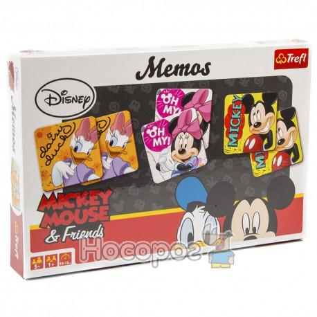 """Фото Игра Мемос """"Микки Маус"""" Disney"""