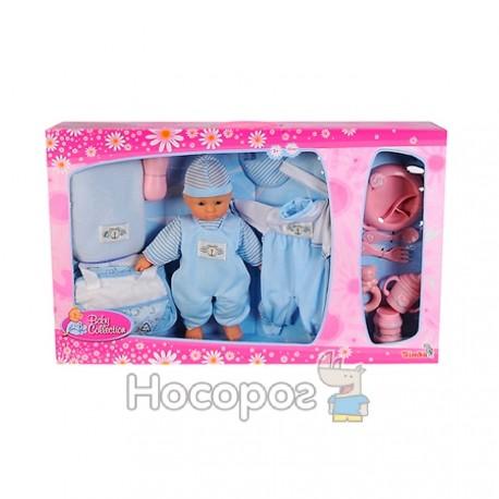 Фото Кукольный набор Simba Пупс с аксессуарами и сменной одеждой, 2 вида