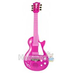 """Електронна Рок-гітара 6830693""""Дівочий стиль"""" з метал. струнами, 56 см, 4+"""