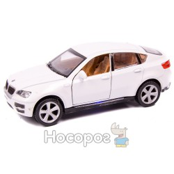 "Машина коллекционная ""БМВ Х6"" (В 592419 R)"