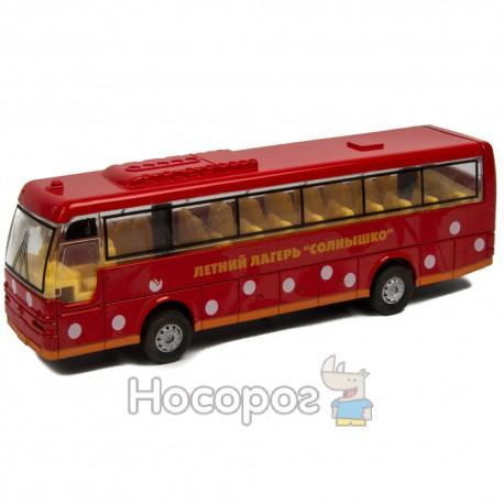 Автобус В 729981 R Радужный Экспресс (інерційний, музичний)