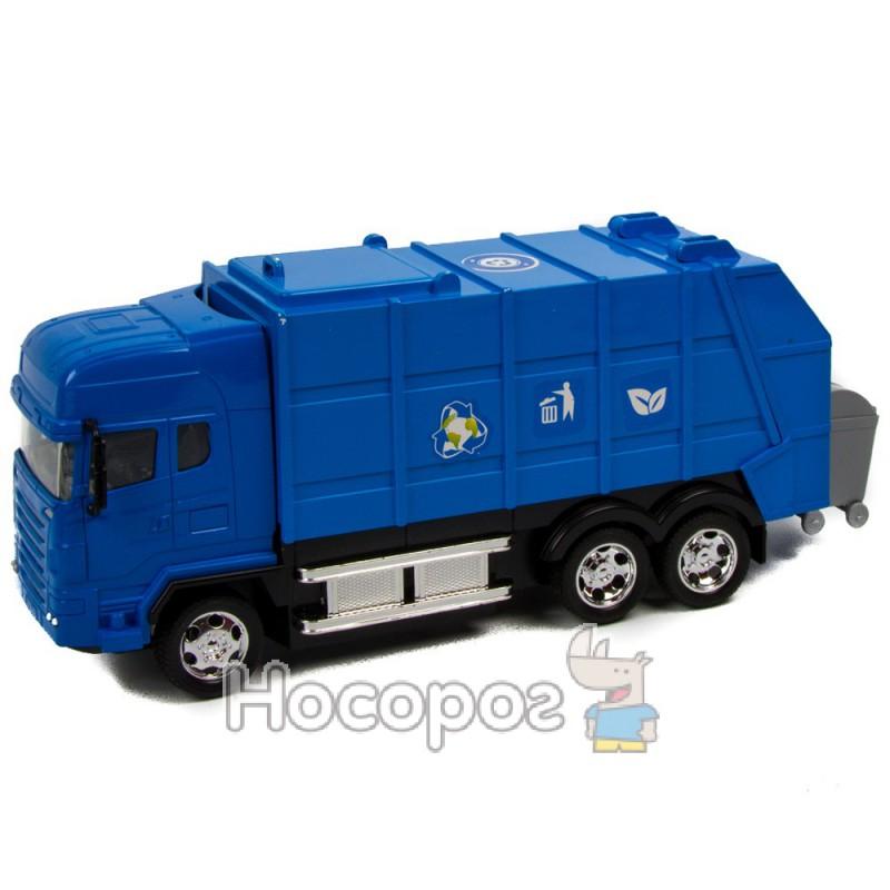 Фото Вантажівка на радіоуправлінні В 857449 R (сміттєвоз)