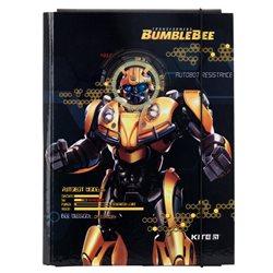 Папка для трудового навчання Kite Transformers BumbleBee Movie TF19-213, А4