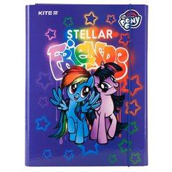 Папка для трудового навчання Kite My Little Pony LP19-213, А4