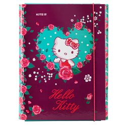 Папка для трудового обучения Kite Hello Kitty HK19-213, А4