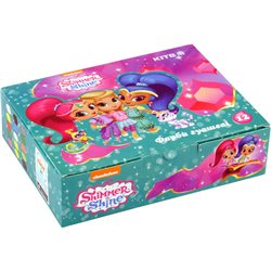Гуаш Kite Shimmer&ampShine, 12 цв., 20 мл