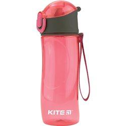 Пляшка для води Kite K18-400-02, 530 мл, рожева