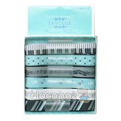 """Набор лент Fantasia ribbon """"Музыкальный подарок"""""""