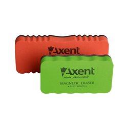 Губка магнитная для сухостираемых досок и флипчартов Axent, маленькая