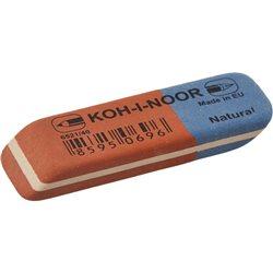 Ластик комбинированный KOH-I-NOOR BlueStar 6521/40