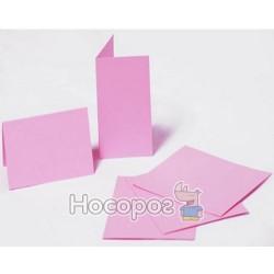 Набір заготовок для листівок Margo №6 блідо-рожевий