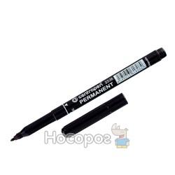 Маркер Permanent 2536 1 мм черный