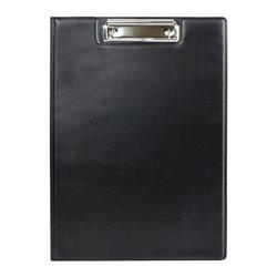 Папка-планшет Axent, А4, с металлическим клипом, черная