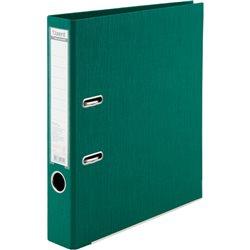 Папка-реєстратор Axent Prestige +, A4, з двостороннім покриттям, корінець 5 см, зелена
