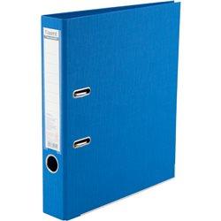 Папка-регистратор Axent Prestige+, A4, с двусторонним покрытием, корешок 5 см, голубая