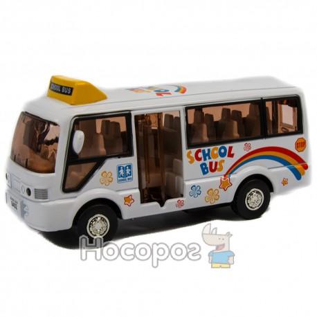 Автобус металевий В 984264 R (музичний)