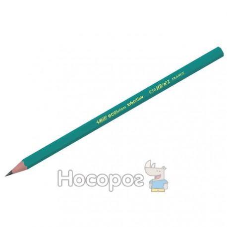 Карандаш простой BIC Evolution HB 650 038005