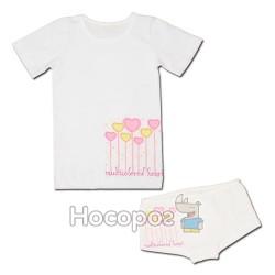 Комплект білизни для дівчаток Габбі КОЛОР