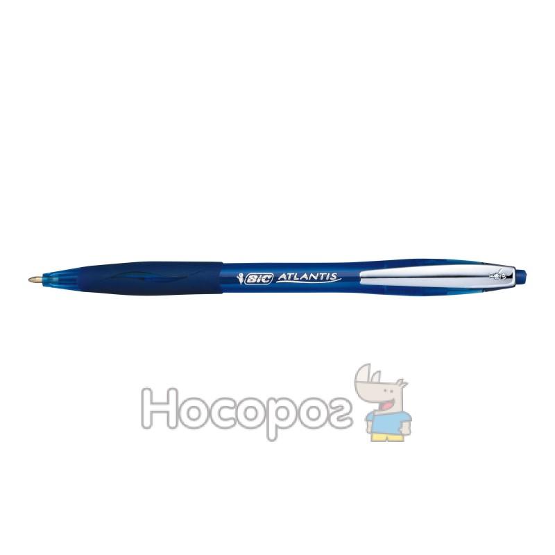 Фото Ручка BIC Atlantis 902131 синяя