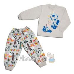 Пижама для мальчика Габби Спорт 10027