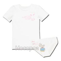 Комплекты белья для девочек Габби ЗАЙЧОНОК