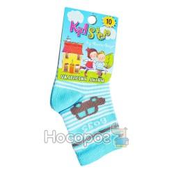 Шкарпетки Дит 802 р10 (бав 80%/па 17%/ел 3%)